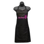 MIA SECRET NAILS BLACK APRON