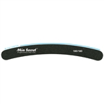 MIA SECRET NAILS CURVE BLACK NAIL FILE 180/180