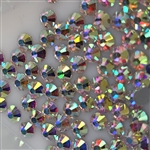 Crystals ss8 ( clear AB ) 144 pcs # 8