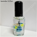 Mia Secret Nails Cuticle Oil LAVENDER .25 oz