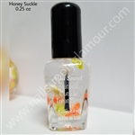 Mia Secret Nails Cuticle oil HONEY SUCKLE .25 oz