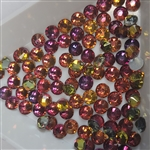 Crystals ( red rainbow ) 144 pcs # 5