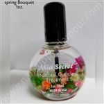 MIA SECRET NAILS 1 oz Spring Bouquet CUTICLE OIL