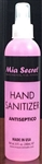 MIA SECRET HAND SANITIZER 8oz