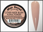 MIA SECRET NUDE BLUSH  ACRYLIC POWDER 1/2 OZ