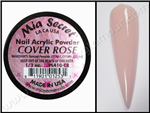Mia Secret COVER ROSE Acrylic Powder 1/2 oz.