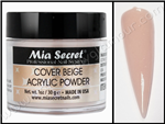 Mia Secret - COVER BEIGE 1 OZ
