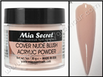 MIA SECRET NUDE BLUSH  ACRYLIC POWDER 1 oz