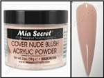 MIA SECRET NUDE BLUSH  ACRYLIC POWDER 2 oz