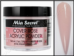 Mia Secret COVER ROSE Acrylic Powder 2 oz.