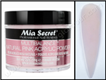 MIA SECRET NAILS  NATURAL ACRYLIC POWDER