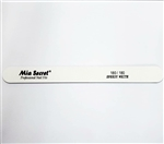 MIA SECRET SPEEDY WHITE FILE STRAIGHT 180/180