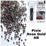Glamour Crystal Pixie( ROSE GOLD AB ) # 2