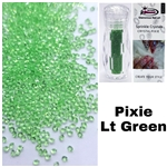Glamour Crystal Pixie ( LT GREEN ) # 5
