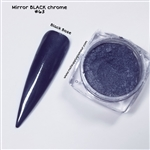 Mirror Black Chrome  #63
