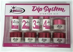 Glamour Dip Powder System Starter Kit