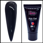 Glamour POLY GEL (Black)