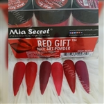 MIA SECRET RED GIFT COLLECTION.