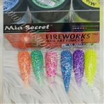 MIA SECRET  FIREWORKS COLLECTION 6PC.