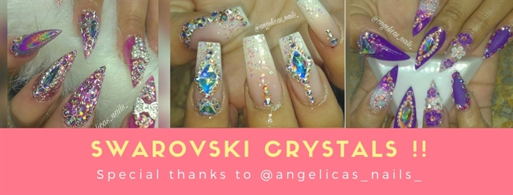 da40d738e3 Swarovski for nail art and more