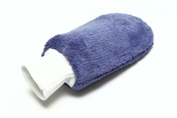Microfiber Washing or Polishing Mitt for Cars