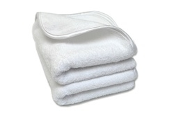 Microfiber Plush Spa Towels