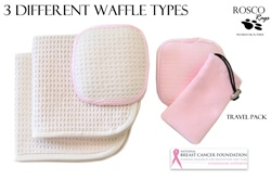 Microfiber Facial and Body Cloths
