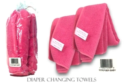Microfiber Diaper Towels