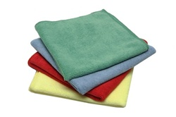 16x16 Microfiber Cloths Wholesale