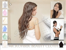 Microfiber Luxury Spa Towels