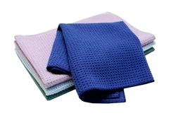 Premium Waffle Weave Drying Towels