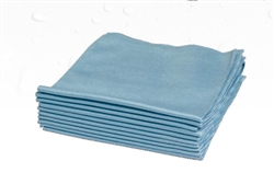 Microfiber Edgeless Glass Towels