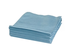 Microfiber Glass Towels Edgeless 16x16 290gsm