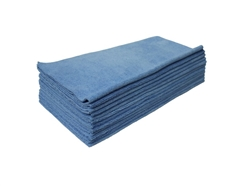 Microfiber Towel Edgeless 12x12 350gsm