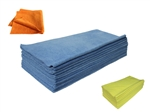 Microfiber Towel Edgeless 16x16 350gsm