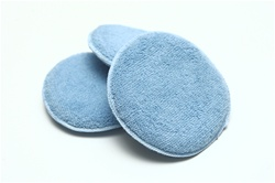 Microfiber Wax Applicator Sponge