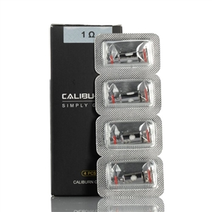 Caliburn G & Koko Prime  Replacement Coils 0.1Ω & 0.8Ω (sold per pieces)