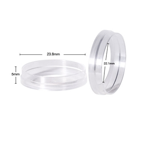 Beauty Ring - Clear - R4