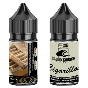 CLOUD CHASER CIGARILLOS 30 ml (Nic Salt)