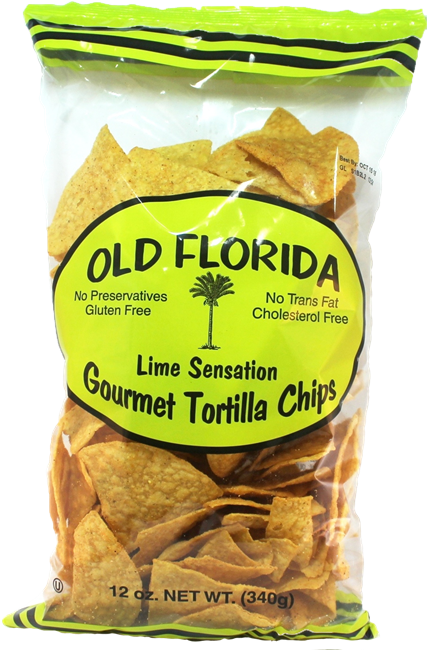 Lime Sensation Tortilla Chips 11 oz.