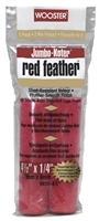 "JUMBO-KOTER RED FEATHER 1/4 X 4.5"" 2PK RR311"
