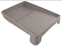 "DELUXE PLASTIC TRAY 11"" BR549  Case of  12 Each"