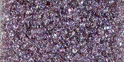 Miyuki 10/0 Triangle Beads 10 Grams 10TR1156 TR Light Amethyst