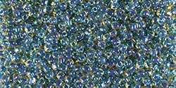 Miyuki 10/0 Triangle Beads 10 Grams 10TR1826 ICL Gold/Dark Teal