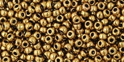 11/0 Toho 11TO223 Round Antique Bronze - 10 Grams