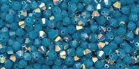 532804CBOAB - 4mm Swarovski Crystal  Bicone Crystals 25 count