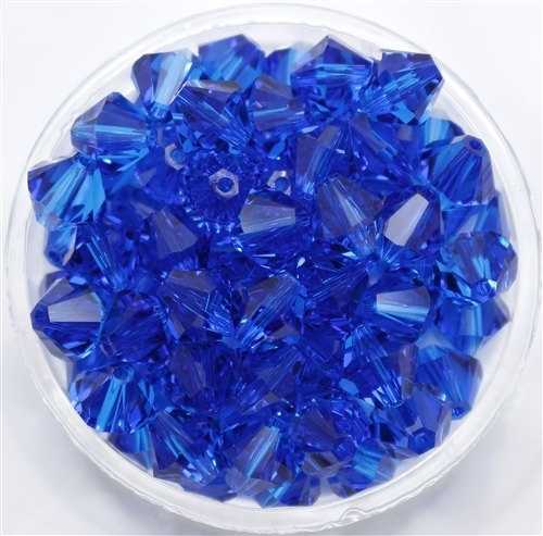 532808CAPBLU - 8mm Swarovski Crystal  - 1 count