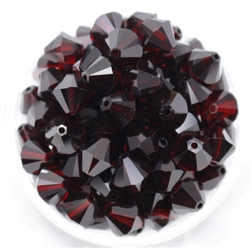 532808GAR - 8mm Swarovski Crystal Garnet - 1 count