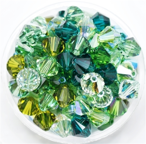 532808IRE - 8mm Swarovski Crystal Ireland - 1 count