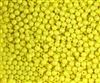 3mm Swarovski Crystal Neon Yellow Pearls - 50 count